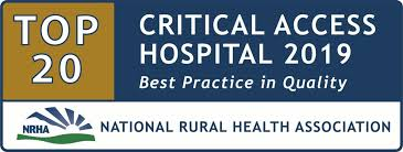 Polk Medical Center listed among Top 20 Critical Access Hospitals (CAHs) for Best Practice in Quality